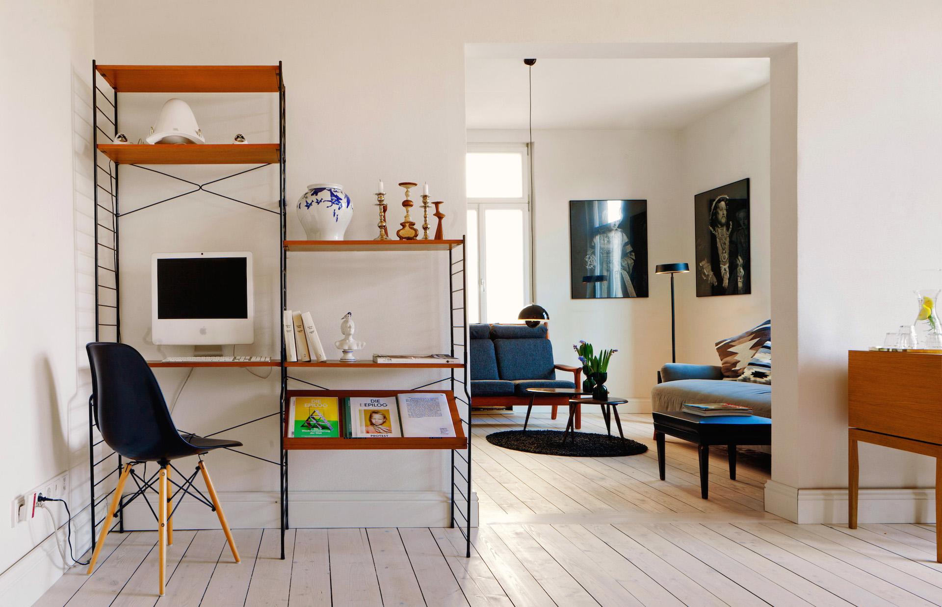 design apartments weimar ferienwohnung weimar. Black Bedroom Furniture Sets. Home Design Ideas